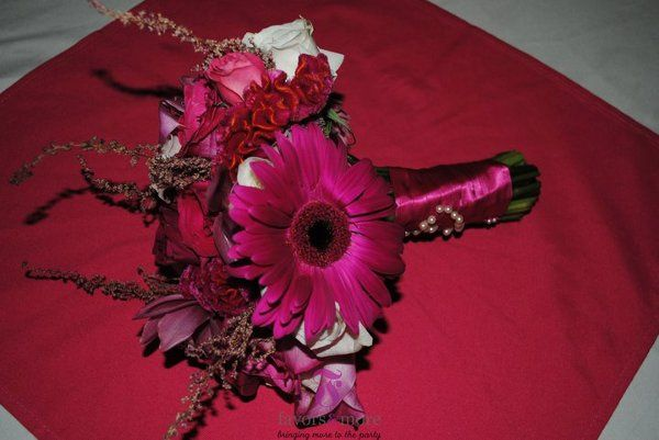 Bride Bouquet made by us.