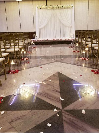 Cremony Aisle