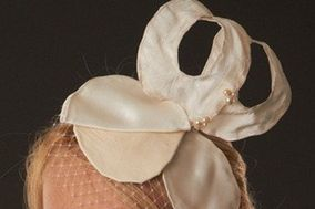 Tinaliah Bridal Hats by French Designer
