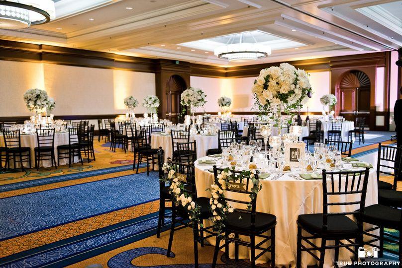 Poinsettia Ballroom
