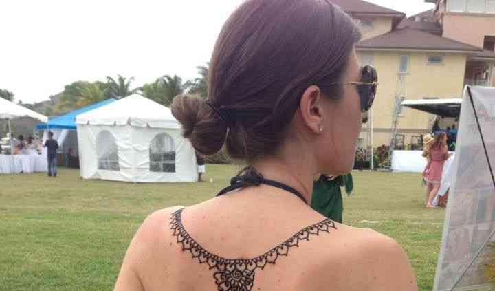 Henna St Lucia