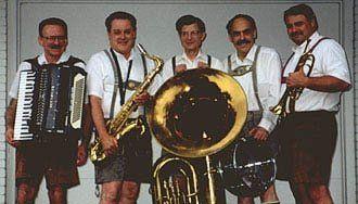 German/Bavarian band