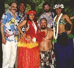 Hawaiian Islanders Band