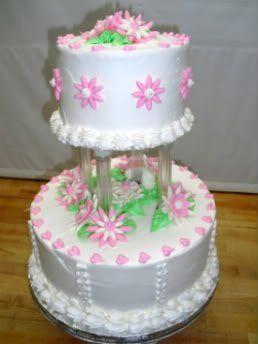 Tmx 1306087662209 2tierweddingcakeHR1 West Hills wedding cake