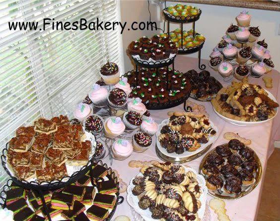 Tmx 1306087672959 DessertTable61 West Hills wedding cake