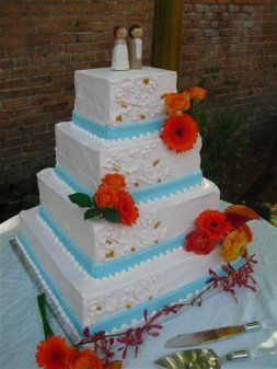 Tmx 1306087675193 IvoryWeddingCake West Hills wedding cake