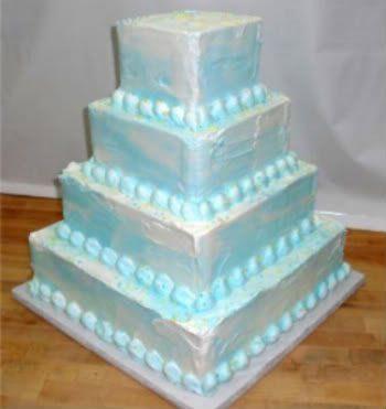 Tmx 1306087676599 OceanBlueWeddingCake West Hills wedding cake