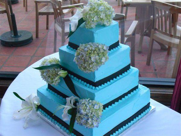 Tmx 1306087684771 TiffanyBlueWeddingCake West Hills wedding cake