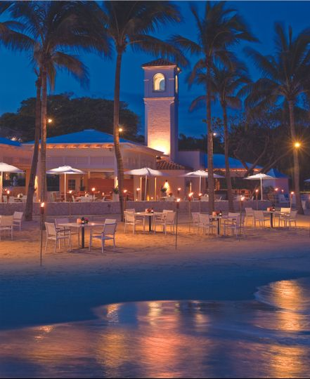 Beach Weddings In Miami Florida: Fisher Island Club Reviews & Ratings, Wedding Ceremony