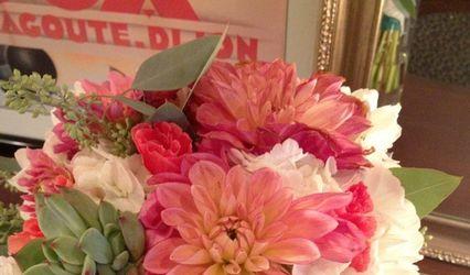 Sun Blossoms Floral