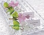 Allure' Glass Grapes Placecard Holders  