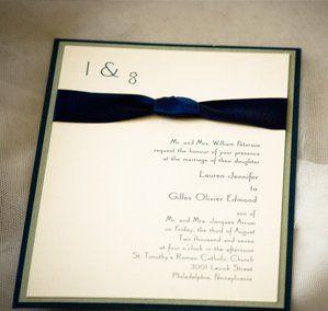 Tmx 1264268840164 Caitlyn Carlisle wedding invitation