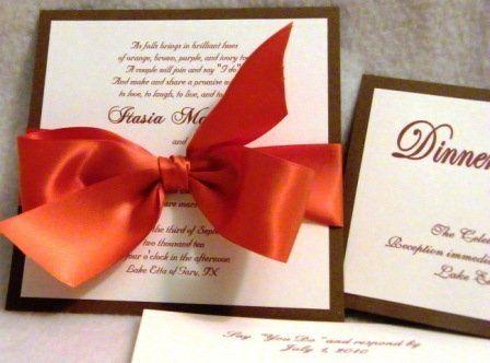 Tmx 1264269641023 Olivia Carlisle wedding invitation