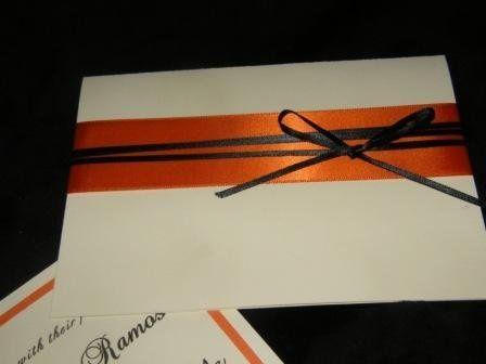 Tmx 1268971012570 Bridgette Carlisle wedding invitation