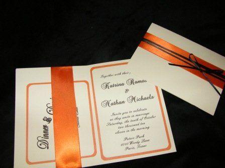 Tmx 1268971012616 Bridgette2 Carlisle wedding invitation