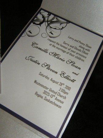 Tmx 1268971013132 Emily2 Carlisle wedding invitation