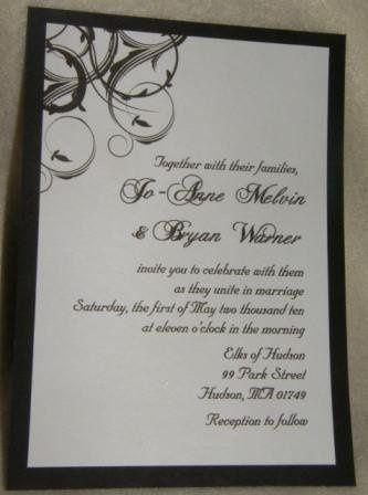 Tmx 1268971015210 Kailyn Carlisle wedding invitation
