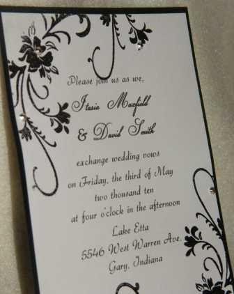 Tmx 1268971016976 Nadine2 Carlisle wedding invitation