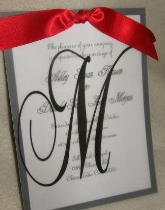 Tmx 1268971017929 Naomi Carlisle wedding invitation