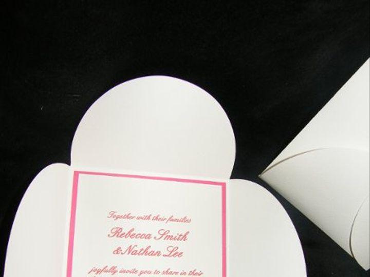 Tmx 1268971021757 Lily Carlisle wedding invitation