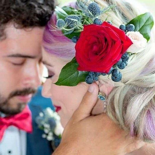Intimate embrace | Photo credit to Gonzalez Lugo Photography