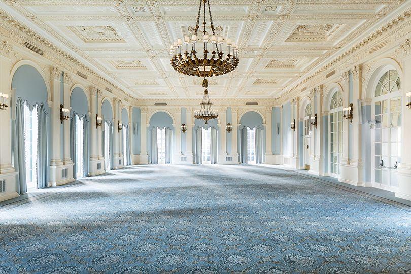 ballroom clean clear