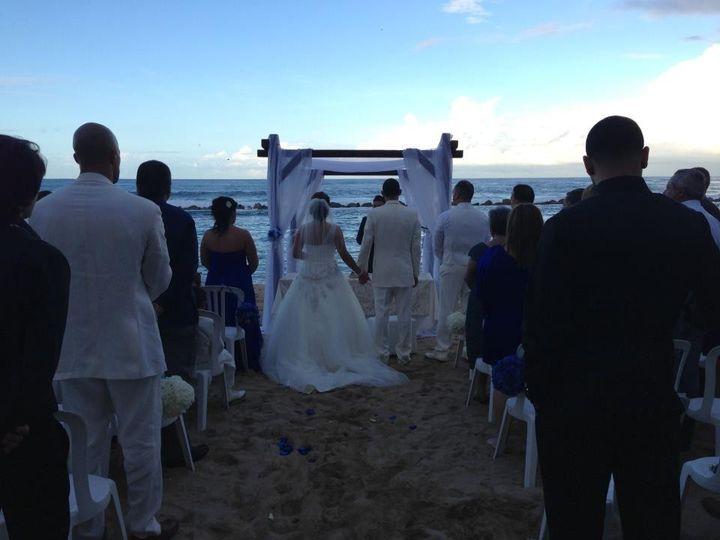 beach ceremon