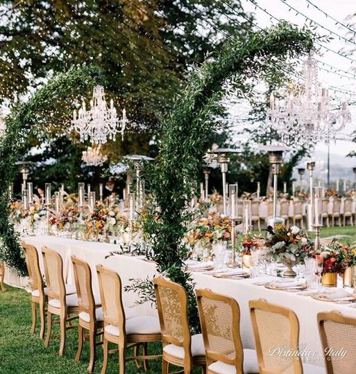 Magical Tablescape