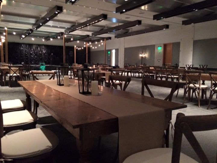 Tmx 1455488267178 Farm Tables Hampton, VA wedding venue