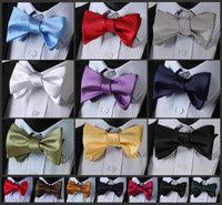 silk bow ties images
