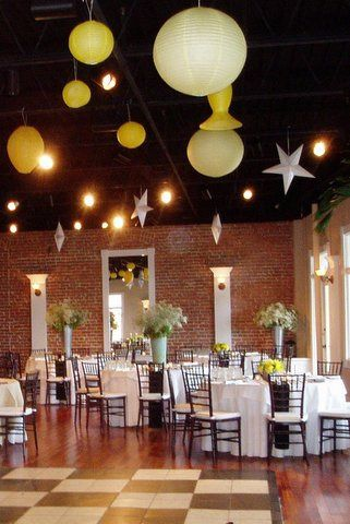 A Starry night wedding