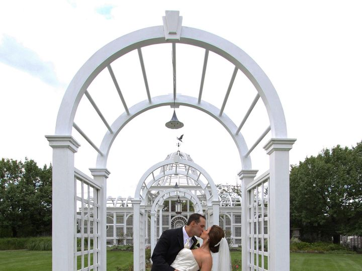 Tmx 1494002213801 Birchwood Manor Pergola Jeanahal Ww Whippany, NJ wedding venue