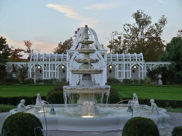 Tmx 1494002668327 Birchwood Manor Pergola Fountain Ww Whippany, NJ wedding venue