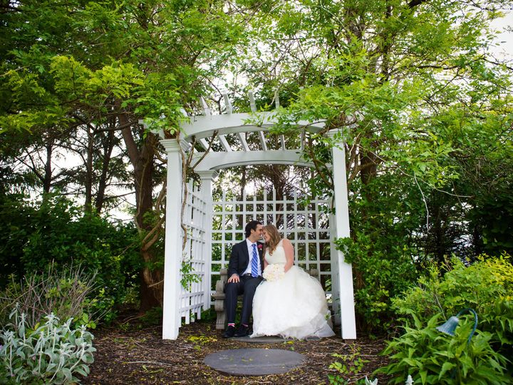 Tmx 1494006301123 Birchwood Manor Arbor Bench Ww Whippany, NJ wedding venue