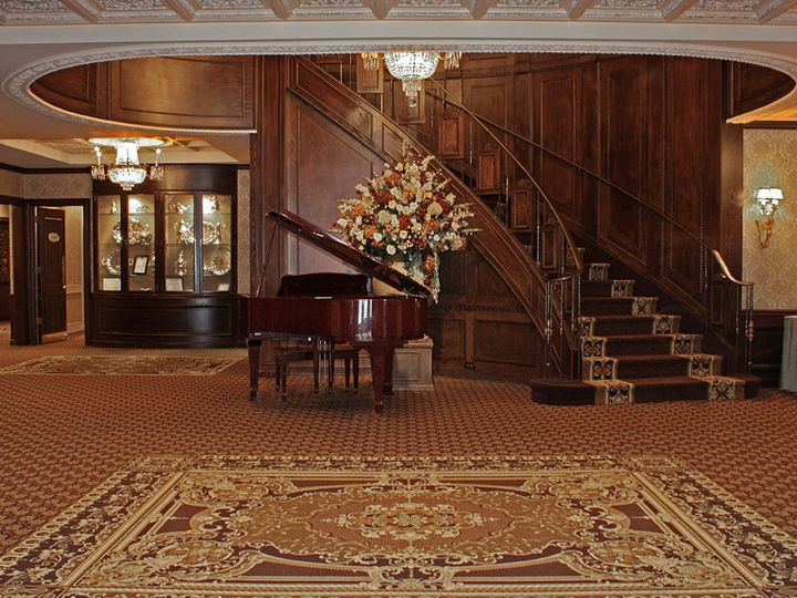 Tmx 1494007192225 Birchwood Manor Lobby Piano Ww Whippany, NJ wedding venue