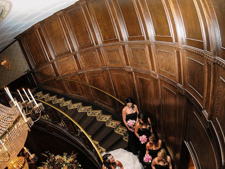 Tmx 1494007565493 Birchwood Manor Staircase Ww Whippany, NJ wedding venue