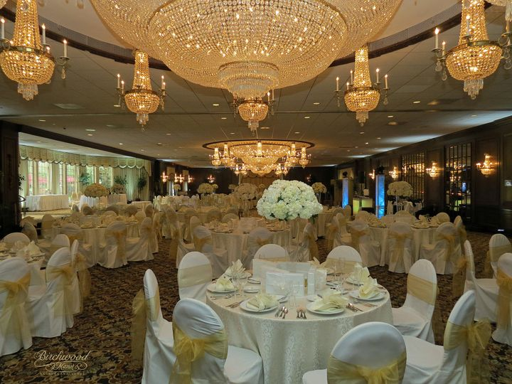 Tmx 1494008383886 Birchwood Manor Jefferson Ballroom Gold Sash Ww Whippany, NJ wedding venue
