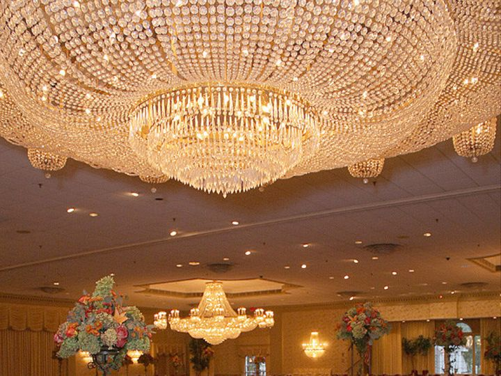 Tmx 1494009939243 Birchwood Manor Grand Ballroom Velvet Chairs Ww Whippany, NJ wedding venue
