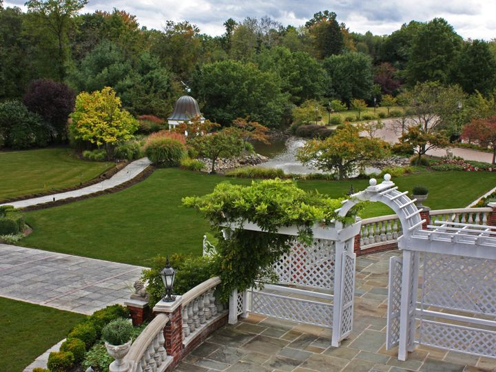 Tmx 1494440364069 Birchwood Manor Front Lawnterrace Ww Whippany, NJ wedding venue