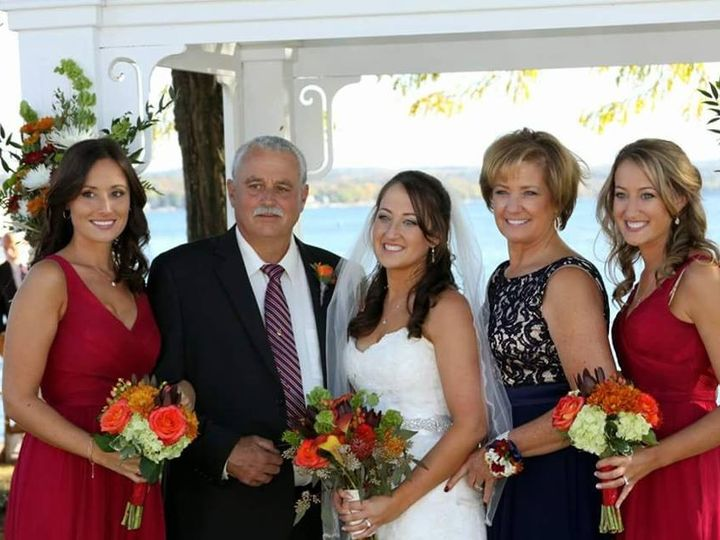 Tmx 1449703352852 W6 Interlaken, NY wedding beauty