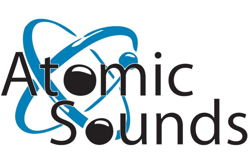 Atomic Sounds Logo