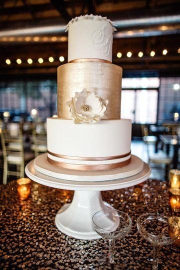 For Goodness Cakes - Wedding Cake - Norcross, GA - WeddingWire