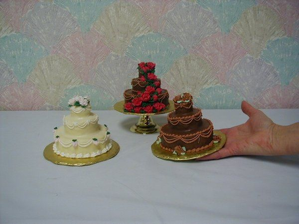 Tmx 1193777746265 Miniature Cakes Akron wedding cake