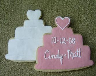Tmx 1193778024375 Cookie Favors 015 Akron wedding cake
