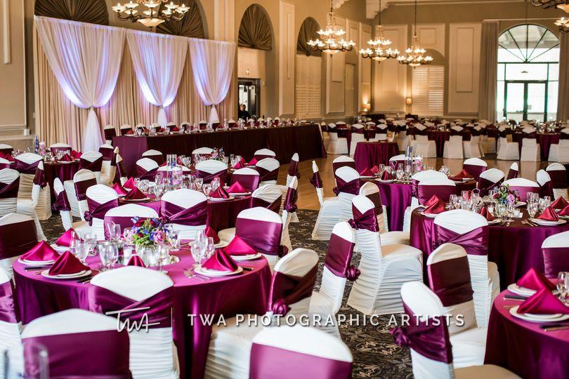 Purple motif
