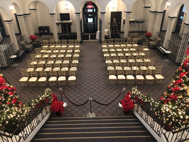 Ceremony Atrium