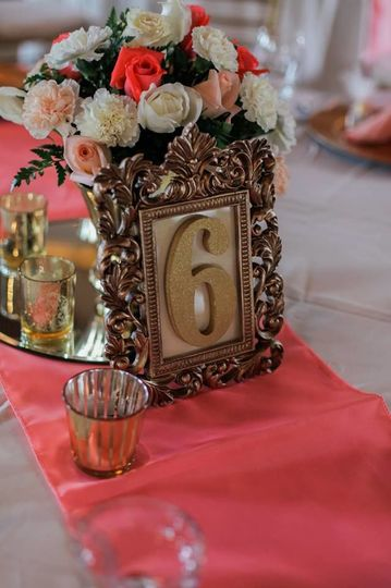 Have your own customized or DIY items? Our day of coordinator places everything according to your...