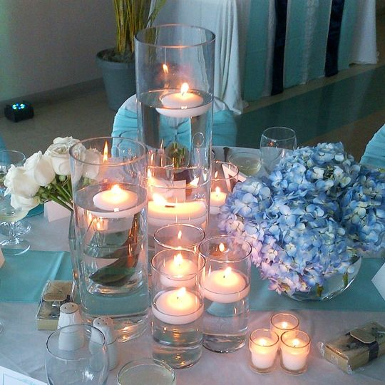 Choice of 22 centerpieces