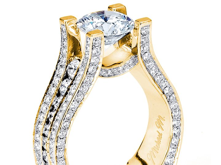 Tmx 1444106377807 R302 2 18k Reston, District Of Columbia wedding jewelry