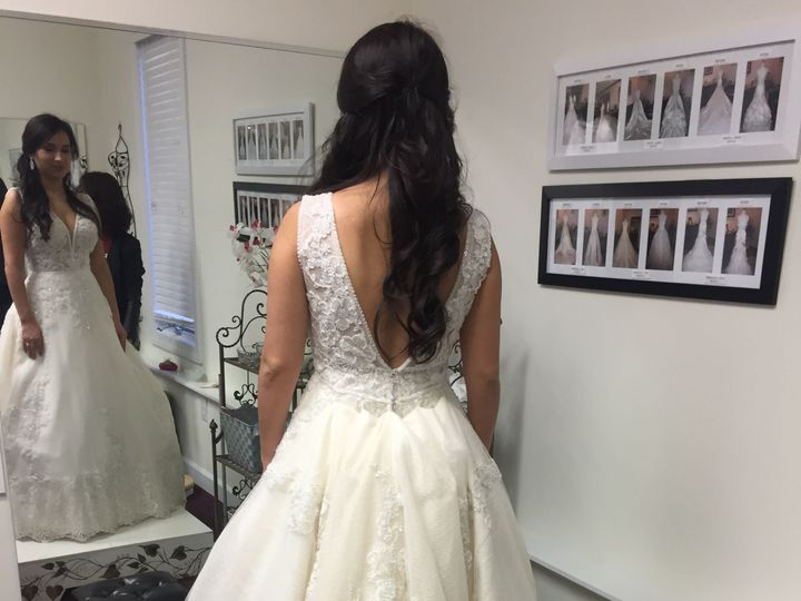 Tmx 1517178128 Bdb1a02bd4327634 1517178125 8ff0458235aa9d44 1517178099896 14 5D00E5E0 4C0C 4C8 Cary, NC wedding dress
